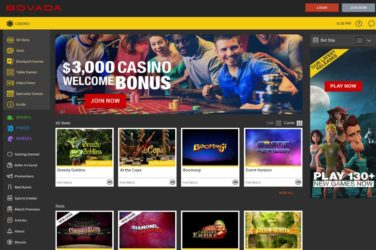 Bovada Casino Match Bonus Code