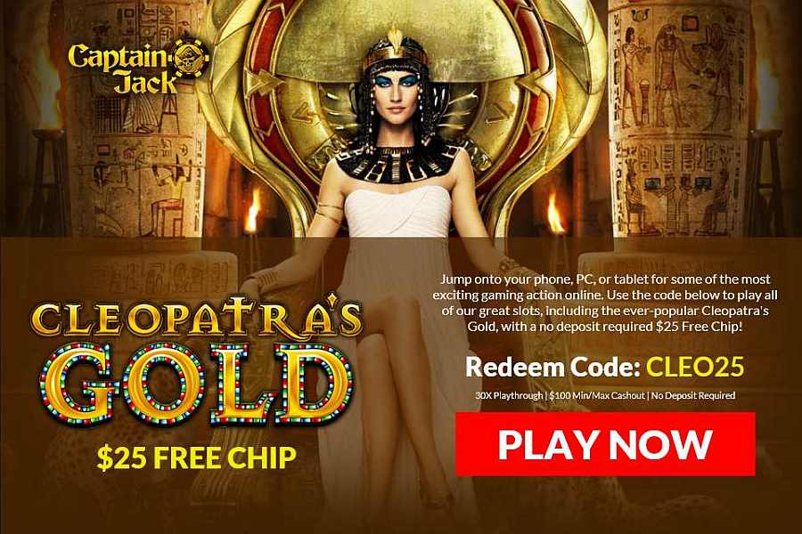 captain jack casino bonus codes may 2019