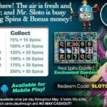 Sloto Cash Casino 200% Match and 50 Extra Spins slotomaywin