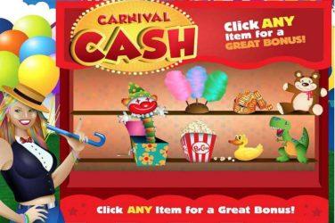 Slot Madness Carnival Cash Bonus Codes