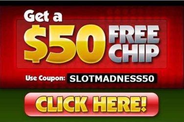 Slot Madness No Deposit Bonus Code