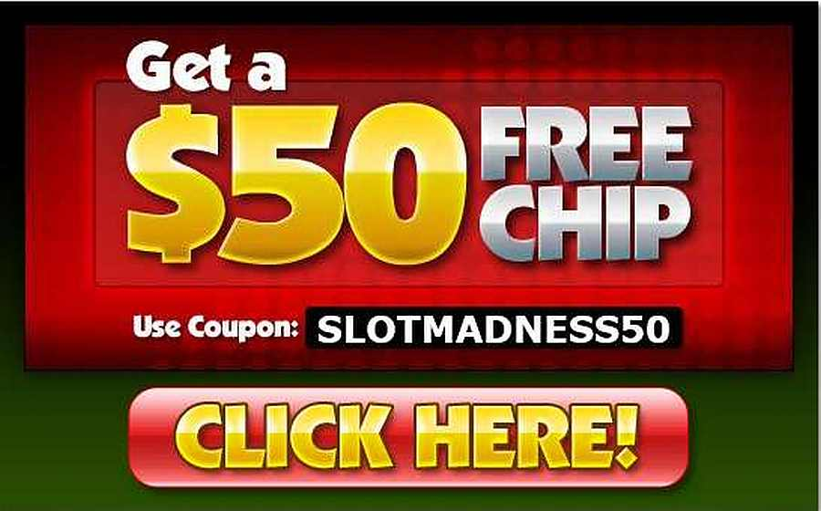 no deposit bonus for slot madness casino