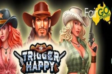 Trigger Happy Bonus Codes & Free Spins