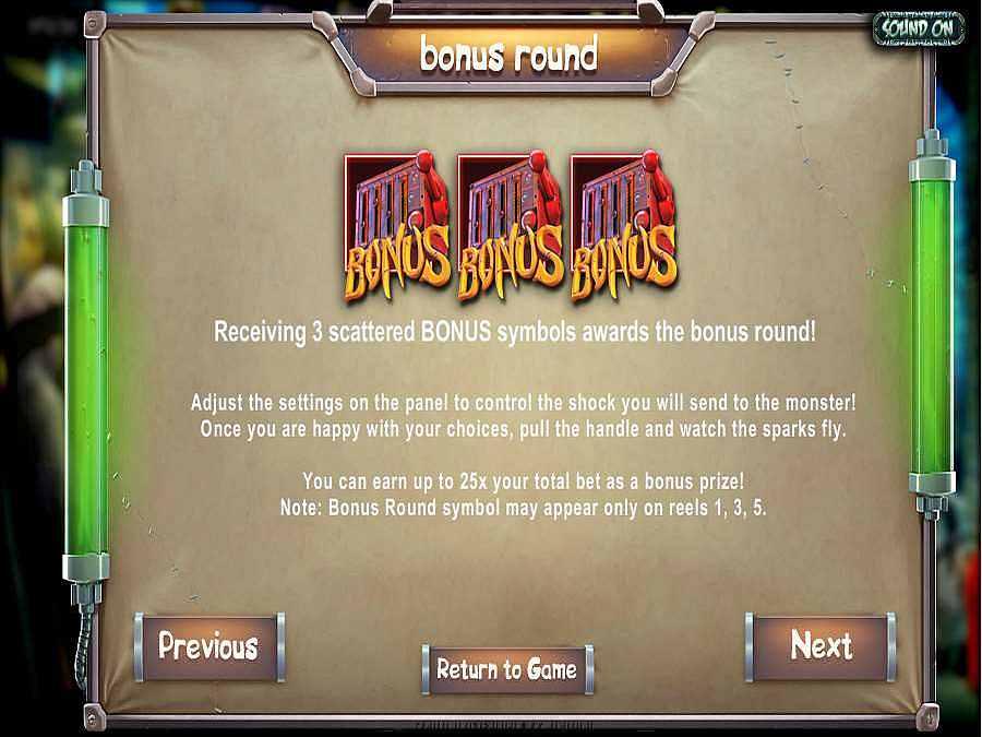Bonus Round Feature