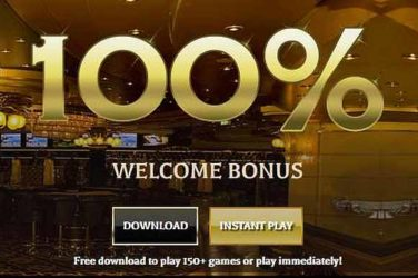 Intertops Casino Classic Welcome Bonus