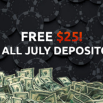 Jackpot Capital July No Deposit Bonus