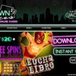 Uptown Aces Lucha Libre Bonus Code