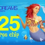 Dreams Mermaid Queen Bonus Code