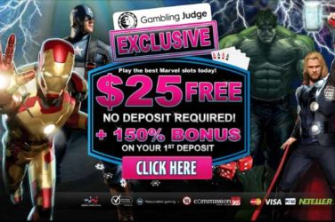 Grand Reef Marvel Slots Bonus
