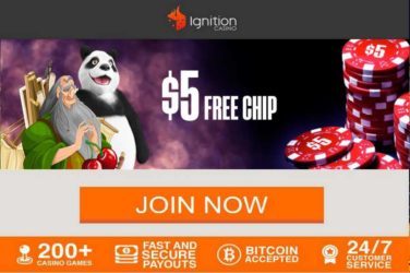 Ignition No Deposit Bonus Code