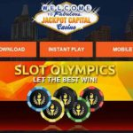 Jackpot Capital Olympic Games Bonus Codes