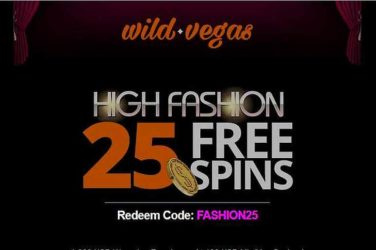 Wild Vegas High Fashion Bonus Code