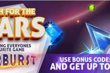 Bitcasino.io Starburst Bonus Code