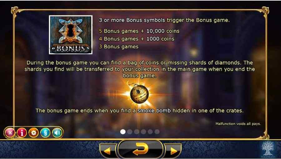 Bonus Symbols Feature