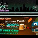 Uptown Aces Octoberfest Bonus Codes