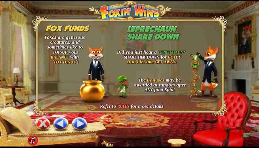 Fox Funds, Lubrechaun Shack Down