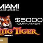 Miami Month-Long Tournament