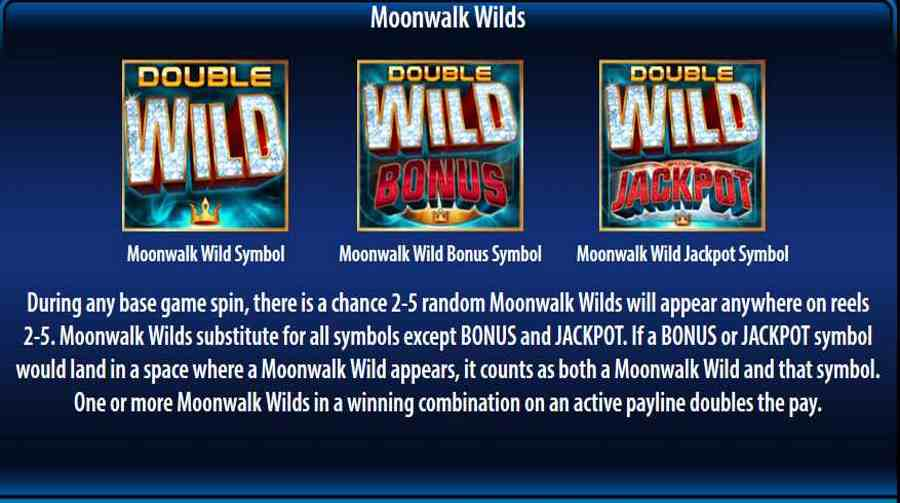 Michael Jackson MoonWalk Wilds Feature