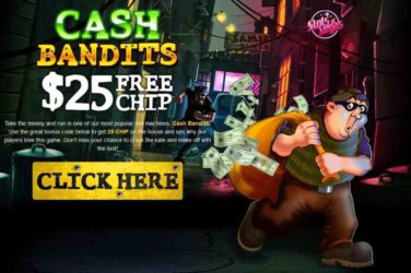 Slots of Vegas Cash Bandits Bonus Code