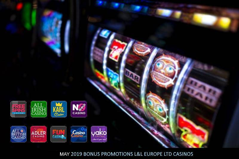 L&L Europe LTD May 2019 Bonuses
