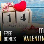 Grande Vegas No Deposit Valentine's Bonus