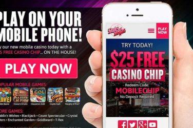 Slots of Vegas No Deposit Bonus MOBILECHIP