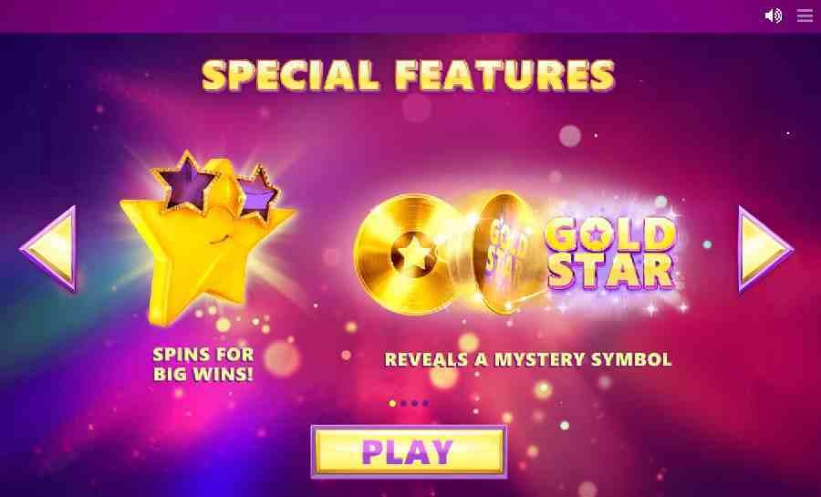 Gold Star Splash Screen