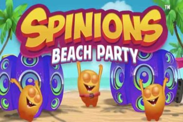 Spinions Beach Party Released by Quickspin
