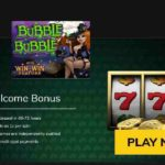 Fair Go Bubble Bubble Free Spins Code BUBBLE-20