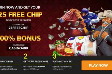 Planet7 No Deposit Bonus Code 25FREECHIP