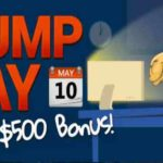 Jackpot Capital Bonus Code HUMPDAY500