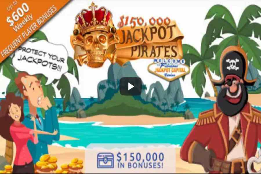 Jackpot Capital Bonus Treasure Giveaway Code JACKPOT500