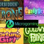 Four New Microgaming Slots Coming May 2017