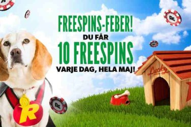 Rizk Free Spins For Swedish Players