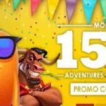 SlotsMillion Free Spins Games Celebration SLOTS150