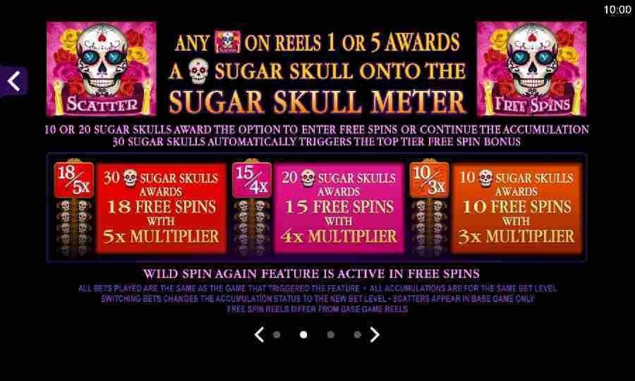 Sugar Skull Meter