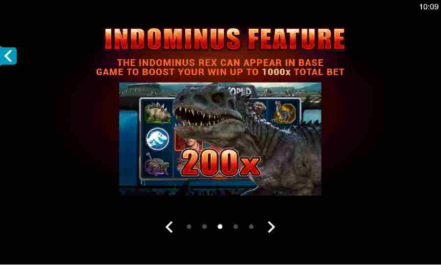 indominus Feature