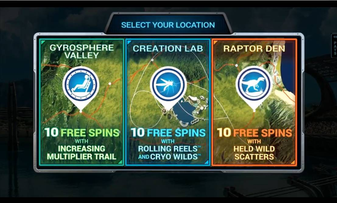 World Location Feature