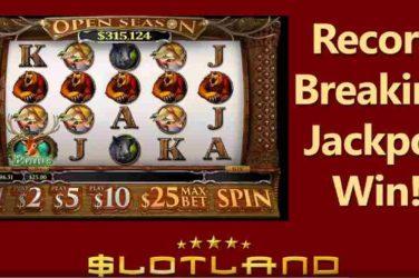 Mom Wins $315,124 Jackpot at Slotland