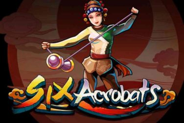 Six Acrobats Slots Launches in July From microgaming