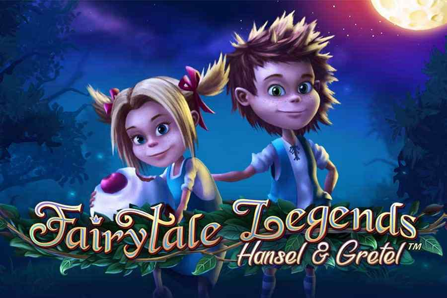 NetEnt Hansel and Gretel Slot