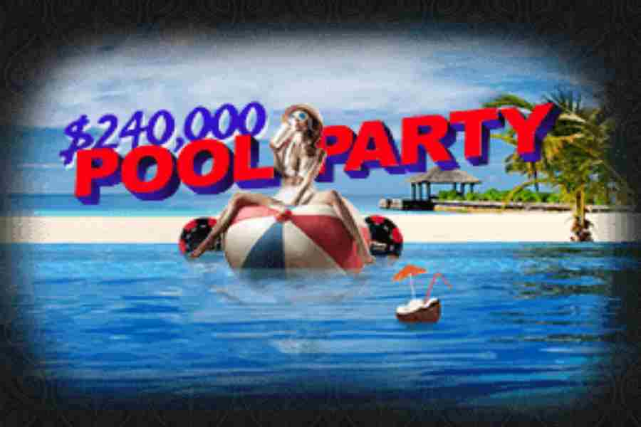 Intertops Casino $240,000 Pool Party Tournament