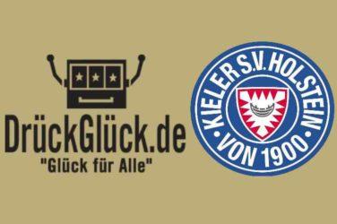 DrückGlück signs with Holstein Kiel