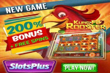 Slots Plus Bonus Code CLAW200