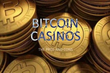 Pros and Cons of Gambling at Bitcoin Casinos