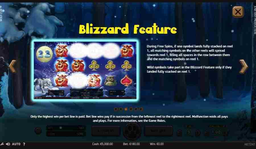 Blizzard Feature
