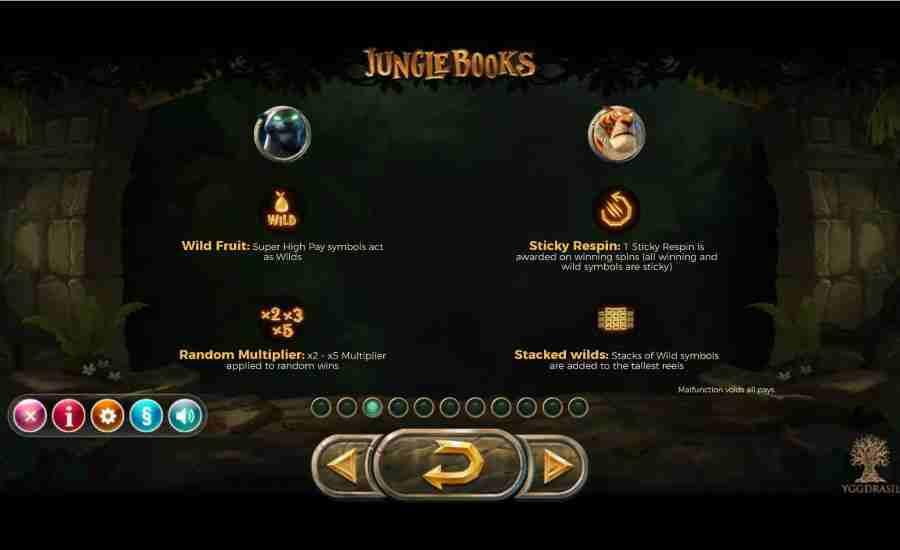Jungle Books Bonus Features