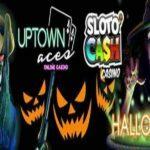 Slotocash, Uptown Aces Halloween