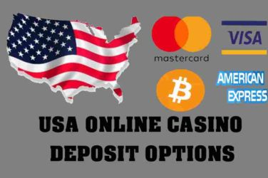 US Casino Deposit methods