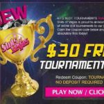 How Online Slots Tournaments Work